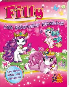 Filly. Mein kunterbunter Rätselblock