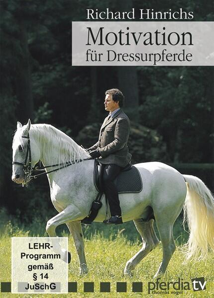 Motivation für Dressurpferde (DVD)