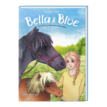 Bella & Blue, Band 03 - Ein Pony namens Karotte