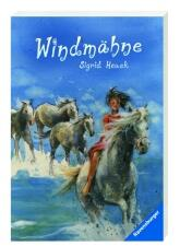 Windmähne