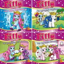 Filly Elves - 4 Minibücher im Set Buch 13-16