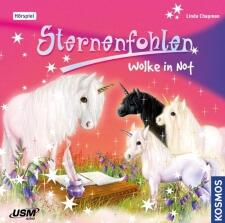 Sternenfohlen 6: Wolke in Not- Audio-CD