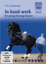 In-hand-work for young dressage horse Part 2: Advanced training