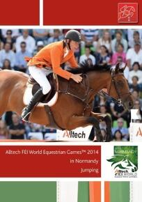FEI World Equestrian Games 2014 Normandy Jumping