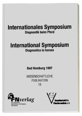 Internationales Symposium Diagnostik beim Pferd