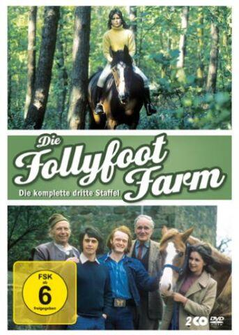 Die Follyfoot-Farm - dritte Staffel (DVD)