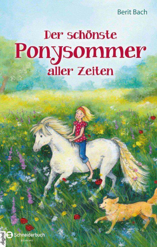 Der schönste Ponysommer aller Zeiten - Das Pferdebuch