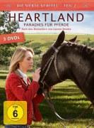 Heartland - Paradies für Pferde, Staffel 7.1 (3 DVD′s)