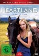 Heartland - Paradies für Pferde, Staffel 2 (6 DVDs)