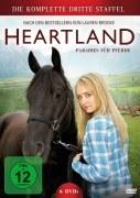 Heartland - Paradies für Pferde, Staffel 3 (6 DVDs)