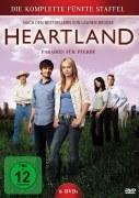 Heartland - Paradies für Pferde, Staffel 5 (6 DVDs)