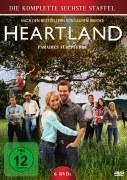 Heartland - Paradies für Pferde, Staffel 6 (6 DVDs)