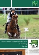 FEI World Equestrian Games 2014 Normandy Eventing