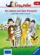 Ein Zebra auf dem Ponyhof (Leserabe)