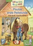 Ich für dich, du für mich - Paulas erste Reitstunde