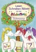Lesen, Schreiben, Rätseln mit der Bildermaus: Zauberponys