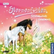 Sternenfohlen Folge 8: Sturmwinds Geheimnis (CD)