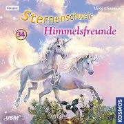 Sternenschweif Band 34 - Himmelsfreunde (CD)