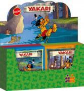 Yakari: Mini-Bücher 25-28 (4er-Set)