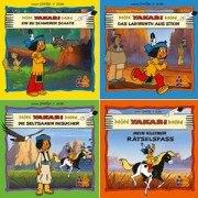 Yakari: Mini-Bücher 21-24 (4er-Set)