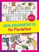 Arena Kreuzworträtsel für Pferdefans