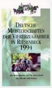 DM Vierspänner Riesenbeck 1994 (DVD)