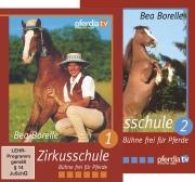 DVD-Set Zirkusschule Teil 1 + 2