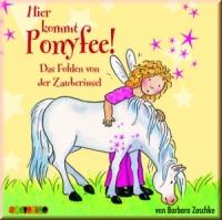 Ponyfee: Das Fohlen von der Zauberinsel (CD)