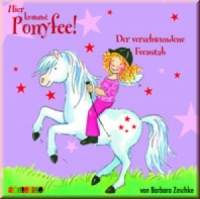Ponyfee: Der verschwundene Feenstab (CD)