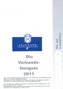 Die Holsteiner Verbandshengste 2011 (DVD)
