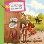 Die Pony-Kommissare: Die Vier vom Blaubeerhof (CD)