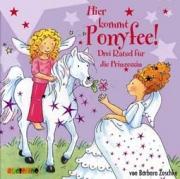 Ponyfee: Drei Rätsel für die Prinzessin (CD)