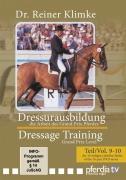 Dressurausbildung DVD 4 - Teil 9-10: Die Arbeit des Grand Prix Pferdes