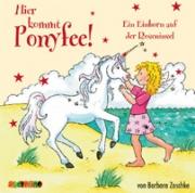 Ponyfee: Ein Einhorn auf der Roseninsel (CD)