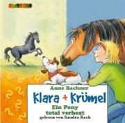 Klara + Krümel: Ein Pony total verhext (CD)