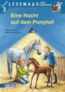 Lesemaus Band 515: Eine Nacht auf dem Ponyhof