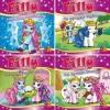 Filly Elves - 4 Minibücher im Set Buch 13-16
