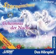 Sternenschweif Band 24 - Geheimnis der Nacht (CD)