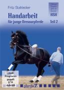 Handarbeit für junge Dressurpferde 2 (DVD)