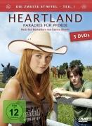 Heartland - Paradies für Pferde, Staffel 2.1 (3 DVDs)