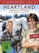 Heartland - Paradies für Pferde, Staffel 2.2 (3 DVDs)