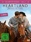 Heartland - Paradies für Pferde, Staffel 3.2 (3 DVDs)
