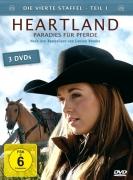 Heartland - Paradies für Pferde, Staffel 4.1 (3 DVDs)