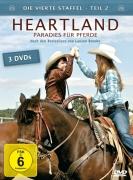 Heartland - Paradies für Pferde, Staffel 4.2 (3 DVDs)