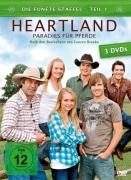 Heartland - Paradies für Pferde, Staffel 5.1 (3 DVDs)