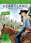Heartland - Paradies für Pferde, Staffel 5.2 (3 DVDs)