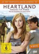 Heartland - Paradies für Pferde, Staffel 1 (4 DVDs)