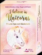 Kartenset: I believe in Unicorns