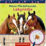 Meine Pferdefreunde-Labyrinthe