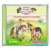 Leo & Lolli - Ein Pony braucht Freunde (CD)